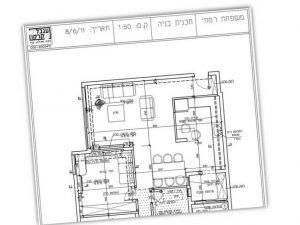 תהליך העבודה עיצוב בית, תוכניות לביצוע, ענבל קרקו, עיצוב פנים ופנג שואי