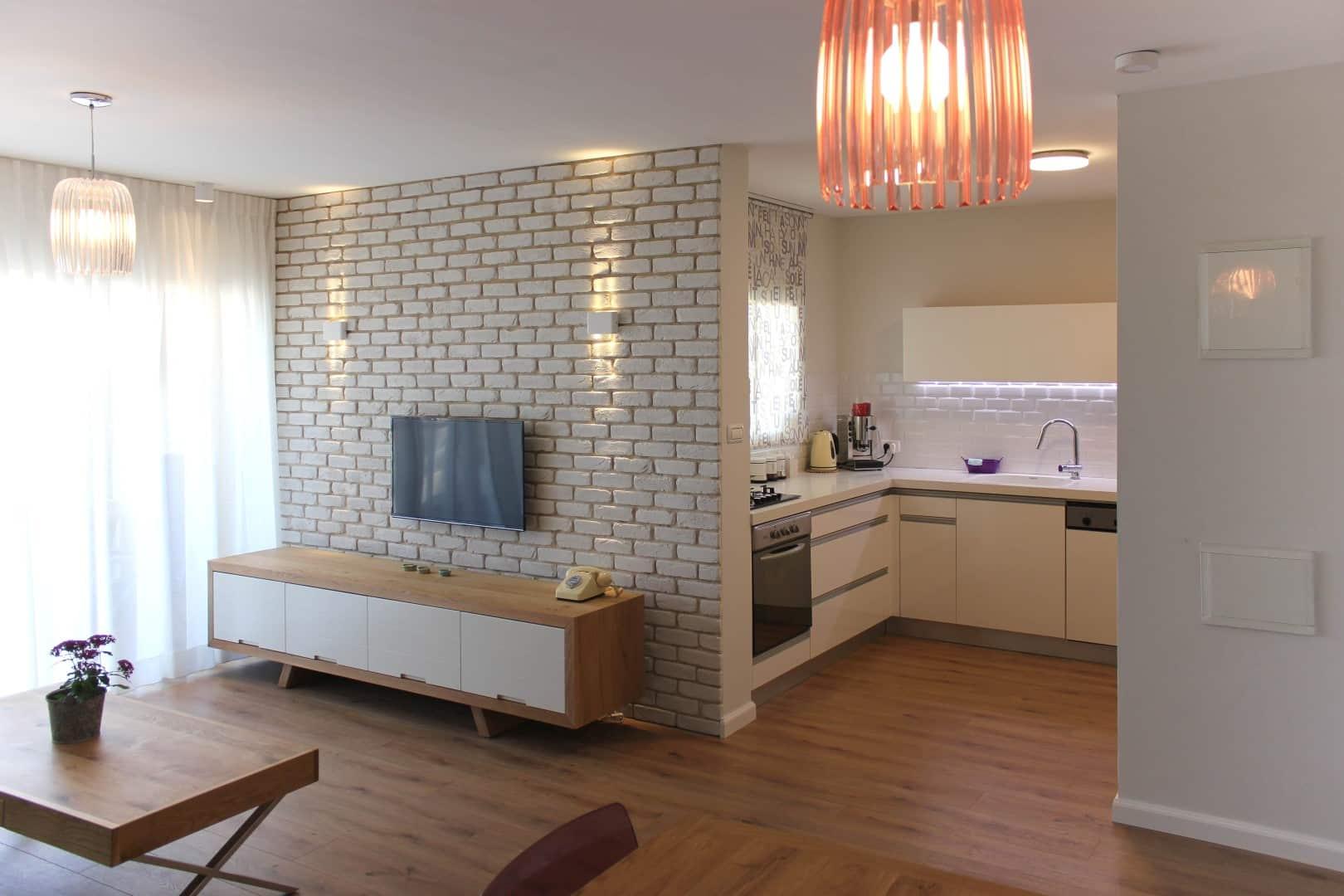 עיצוב דירות קטנות, דירה קטנה בחולון, ענבל קרקו עיצוב פנים ופנג שואי