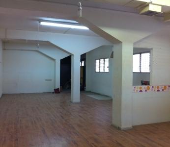 עיצוב סטודיו לאופנה, מראה הסטודיו לפני, עיצוב פנים ופנג שואי, ענבל קרקו