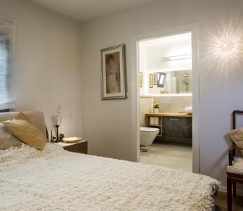 עיצוב בית סגנון אקלקטי, חדר השינה, ענבל קרקו, עיצוב פנים ופנג שואי