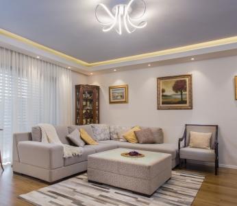 עיצוב בית סגנון אקלקטי, סלון הבית, ענבל קרקו, עיצוב פנים ופנג שואי