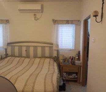עיצוב פנים לבית בקיבוץ, חדר שינה לפני, ענבל קרקו עיצוב פנים ופנג שואי