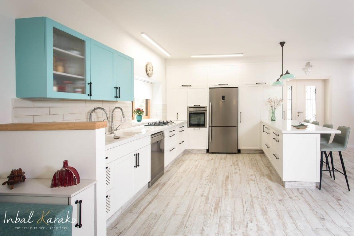עיצוב בית על פי הפנג שואי, מטבח, ענבל קרקו עיצוב פנים ופנג שואימטבח