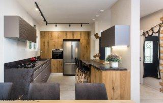 עיצוב בית פרטי ברחובות, המטבח, ענבל קרקו עיצוב פנים ופנג שואי