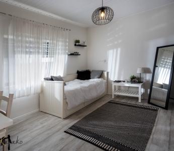 תכנון ועיצוב פנים של בית בצופית,חדר לבת מתבגרת, ענבל קרקו עיצוב פנים ופנג שואי