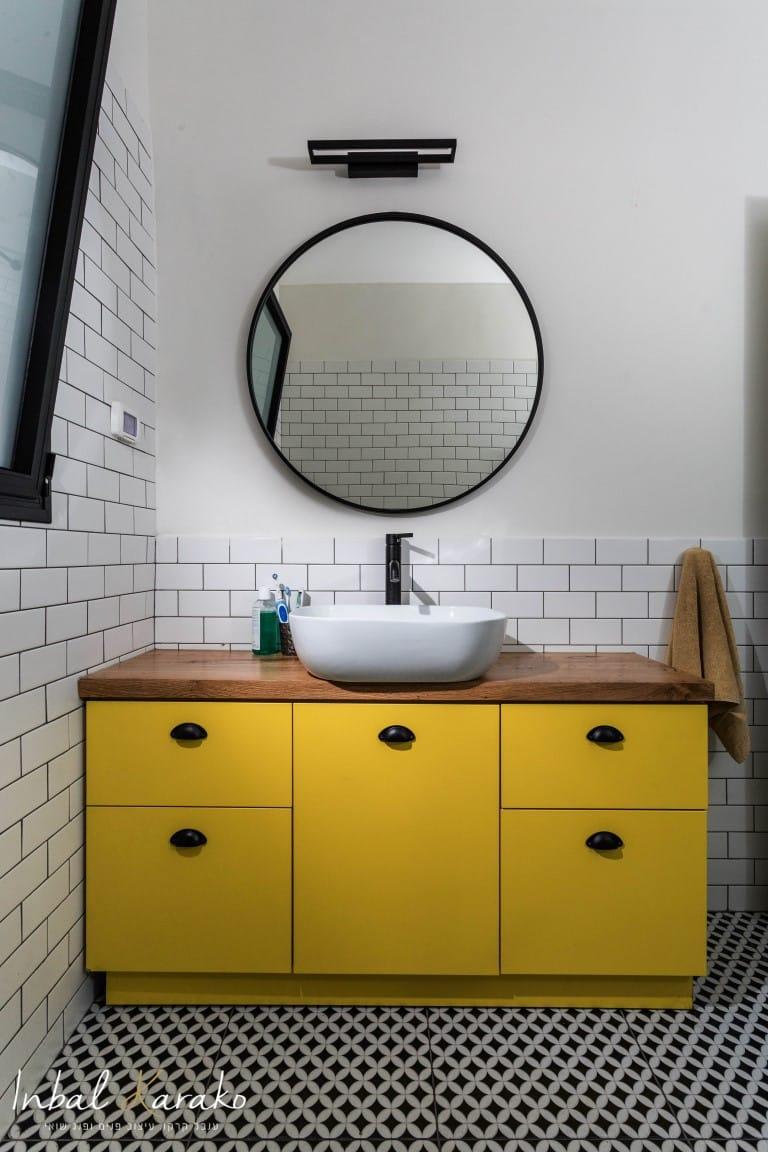 עיצוב הבית בזול, לוח השראה עבור מקלחת, ענבל קרקו עיצוב פנים ופנג שואי