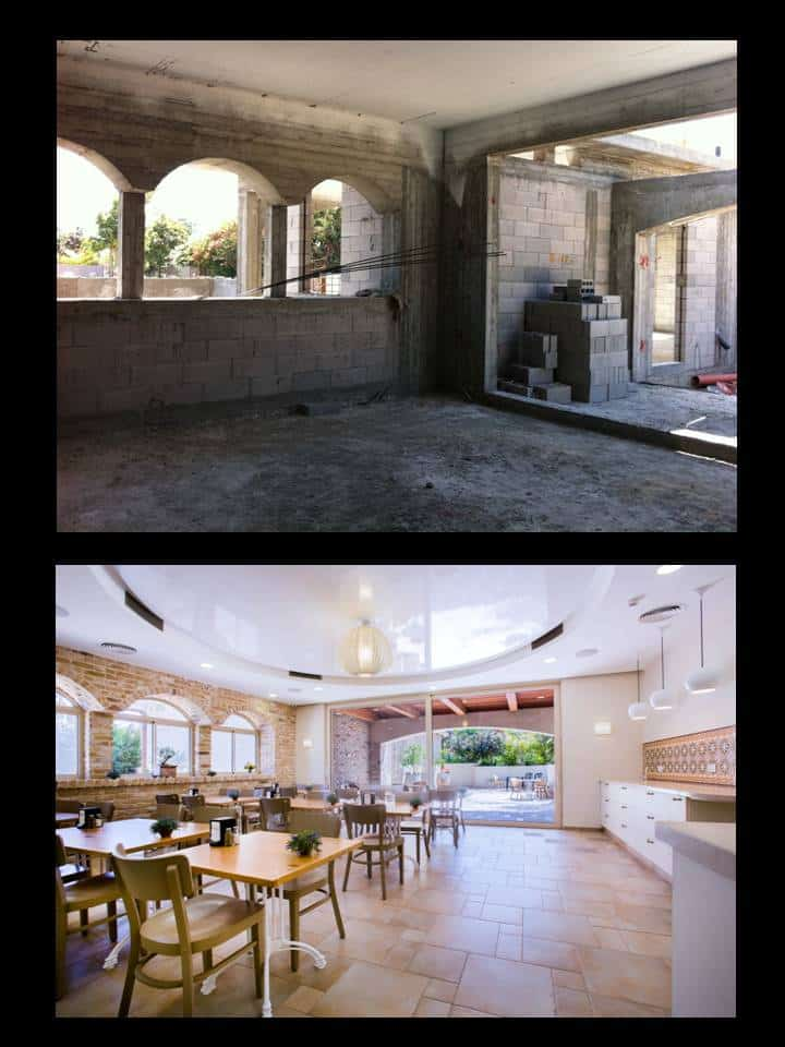 עיצוב פנים בתים פרטיים, עיצוב חדר האוכל. ענבל קרקו עיצוב פנים ופנג שואי