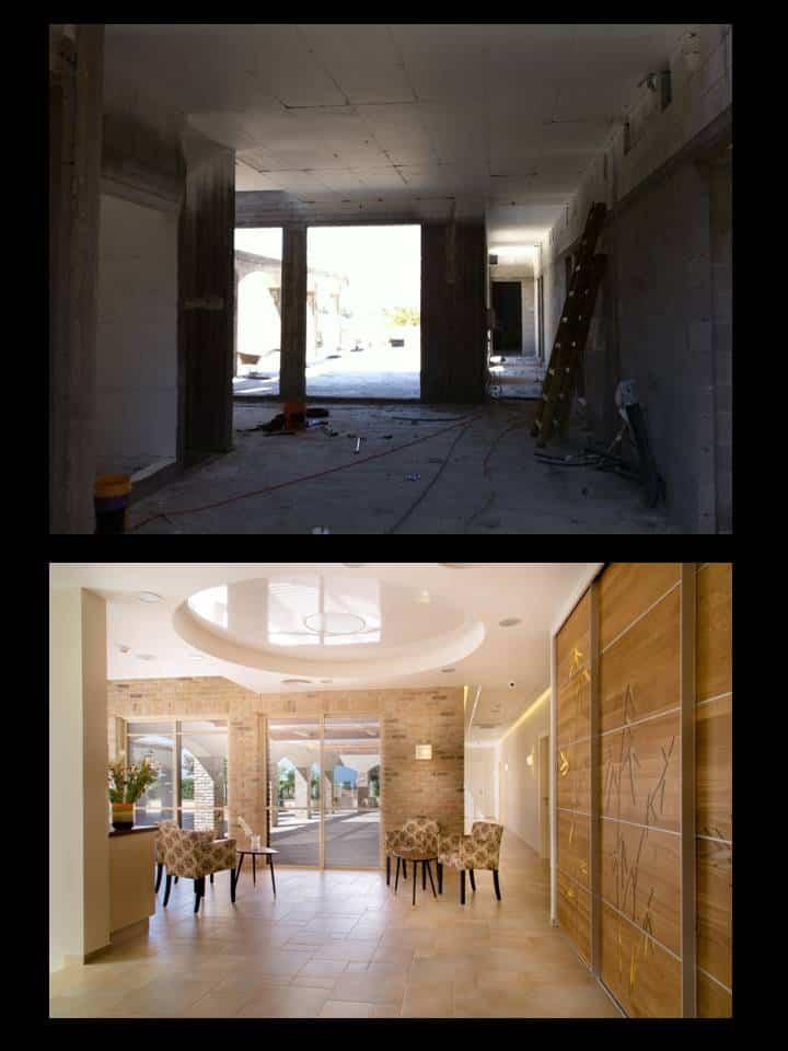 עיצוב פנים בתים פרטיים, עיצוב בית בגדרה. סלון, ענבל קרקו עיצוב פנים ופנג שואי